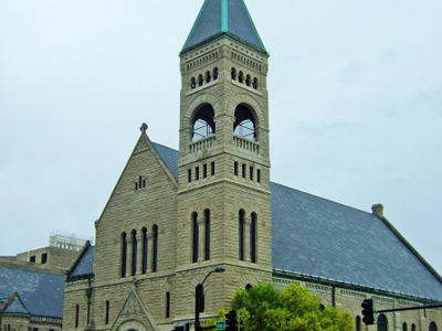 St. Ambrose Cathedral