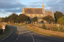 St Annes Church Thwaites From The South