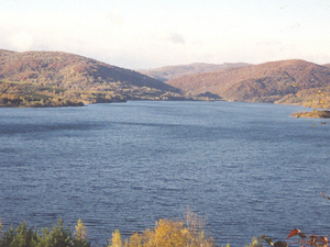 Starina Reservoir