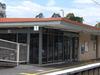 Station Building On The Island Platform