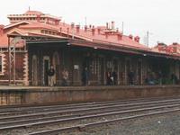 Seymour estación de tren