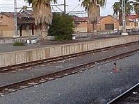 De Aar Railway Station
