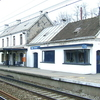 Uccle Calevoet Railway Station