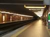 Universite De Montreal Metro Station Platform