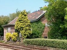 Station Zwaag