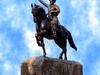 Statue Of Chimaji Appa