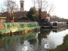 The Oxford Canal From  Towards Jericho