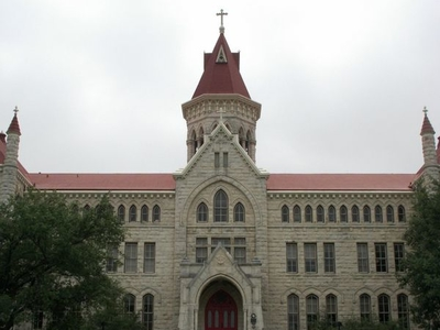 St. Edward\'s University Main Building