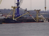 The Stellamare Capsized At The Port