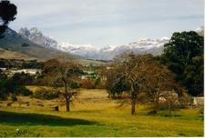 Jonkershoek Valley And The Groot Drakenstein Mountains