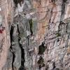 Steve Backshall Climbing Mount Upuigma