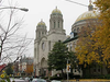 Church As Seen From Springfield Ave