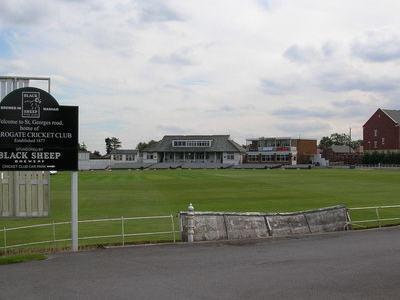 St George's Road Cricket Ground