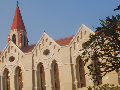 St. James Church Jora Girja Kolkata