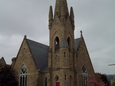 St Johns Episcopal Church