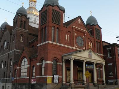 St John The Baptist Ukrainian Catholic Church
