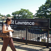 St Lawrence Avenue Station