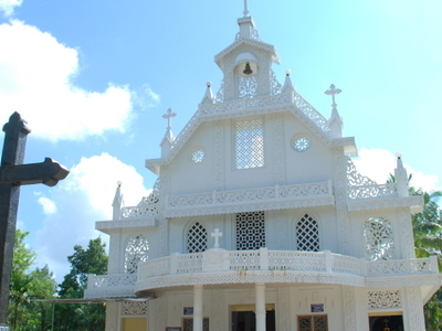 St. Marys Church Kothamangalam