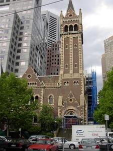 St Michael's Uniting Church