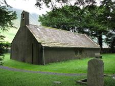 St Olafs Church Wasdale Head