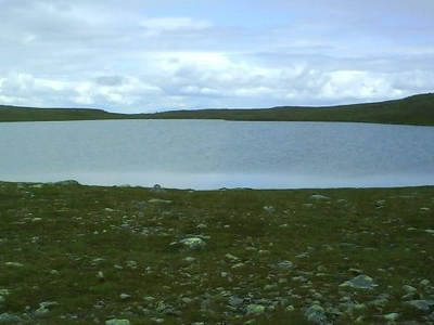Tarn At The Summit Of Storvätteshågna