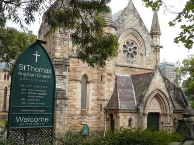 St Thomas Anglican Church