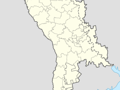 Stuceni Is Located In Moldova
