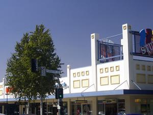 Sturt Mall.