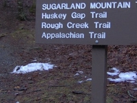 Sugarland Mountain Trail