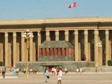 Sukhbaatars Mausoleum
