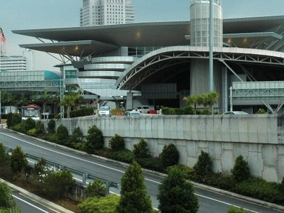 Malaysia's New Customs Complex At Johor Bahru