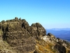 View Of Castle Peak's Summit