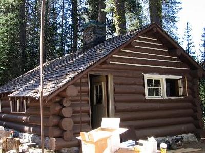 Summit Lake Ranger Station