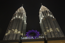 Suria KLCC And Petronas Twin Towers