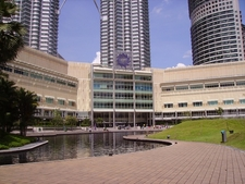 Suria KLCC View From The Park