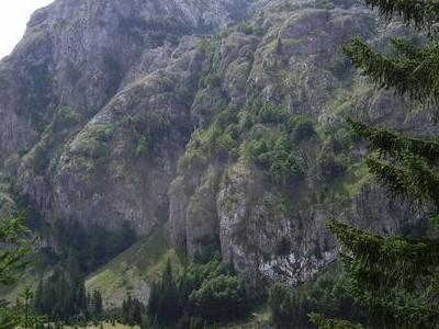 Sutjeska  Mountains