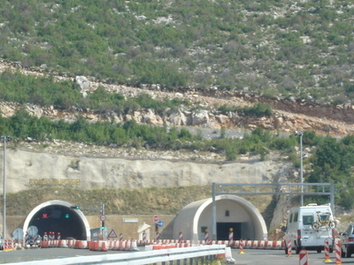 Sveti Rok Tunnel
