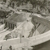 The Dam In 1917 One Year After Floods
