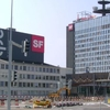 Swiss Television's Building