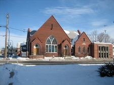 There Are Five Extant Churches In The District Including The First Baptist Church.