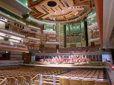 Symphony Hall Birmingham Interior