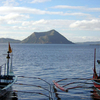 Taal Lake Boat