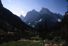 Table Mountain - Grand Tetons - Wyoming - USA