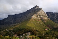 Table Mountain In Cape Town SA