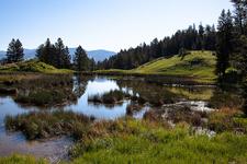 Taggart Lake & Beaver Creek Trailviews - Grand Tetons - Wyoming - USA