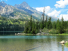 Taggart Lake - Grand Tetons - Wyoming - USA