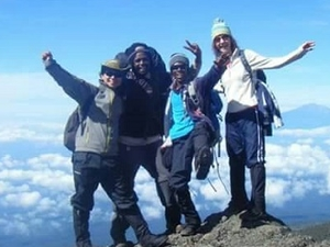 Mt Kilimanjaro Trekking Fotos