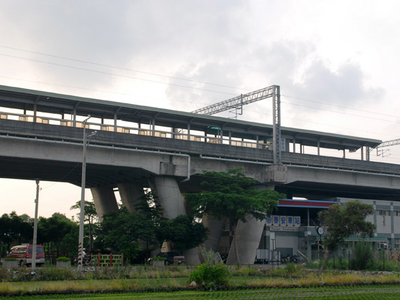 Tai-an (New) Station