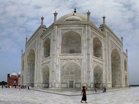 Private Tour: 4-Day Golden Triangle Trip To Agra & Jaipur From Delhi