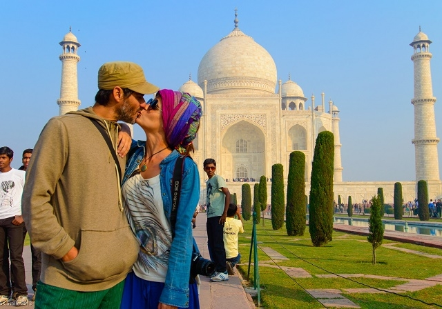 Golden Triangle Tour India Photos